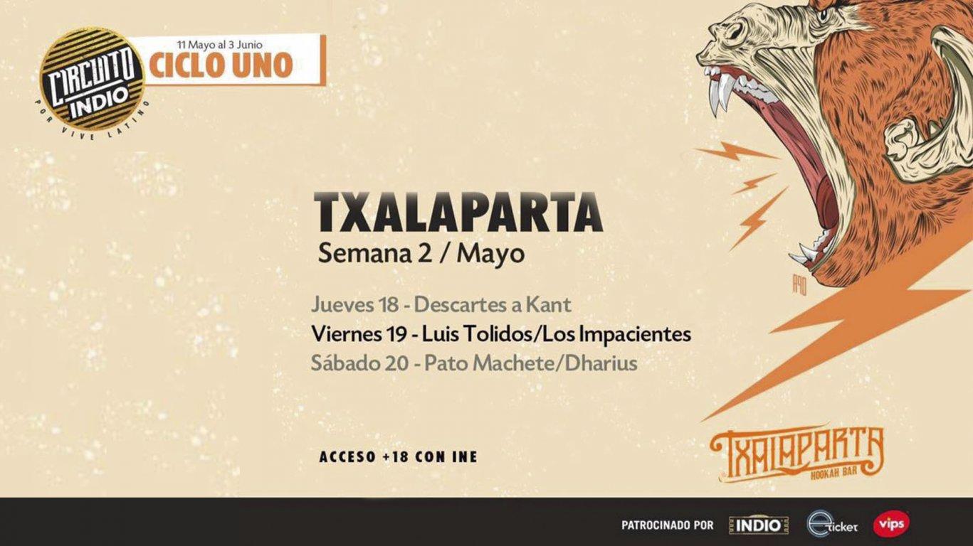 Circuito Indio (Semana 2 - Oaxaca)