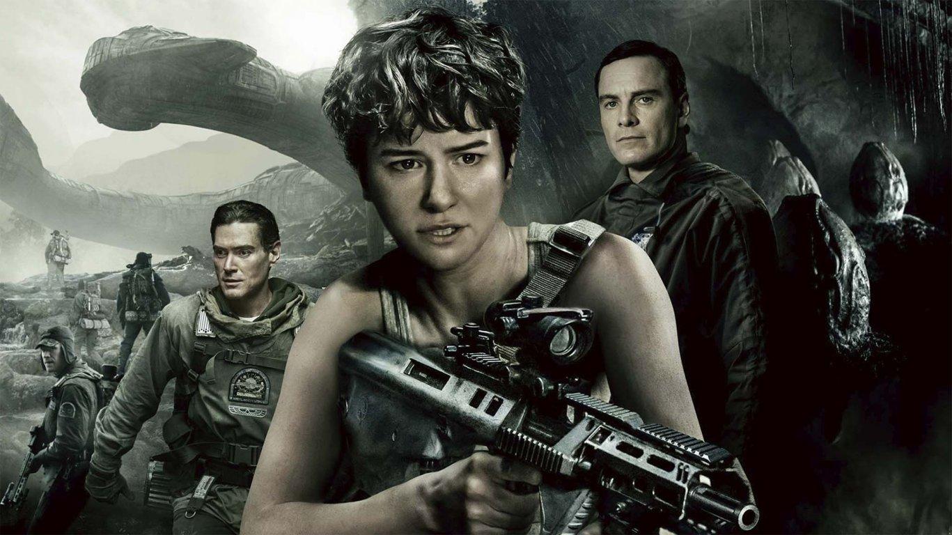 Alien: Covenant (Reseña)