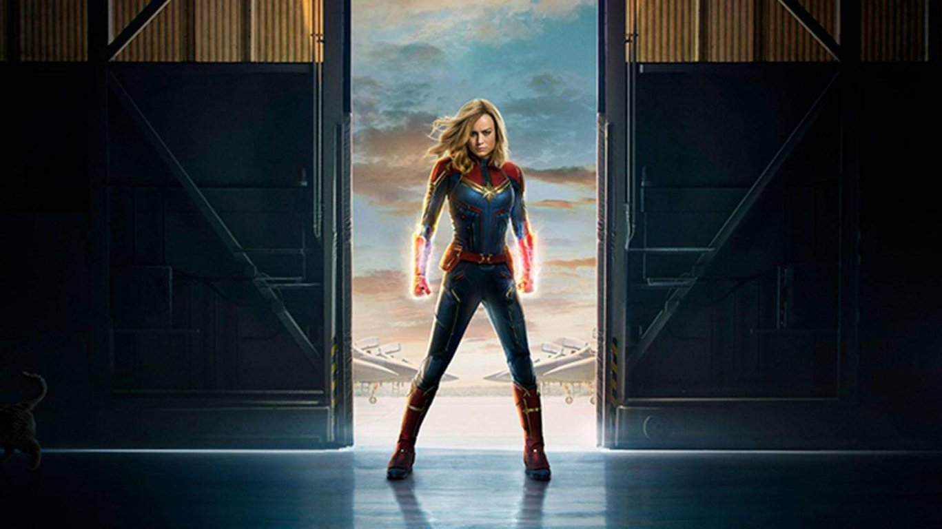 Capitana Marvel (Reseña)