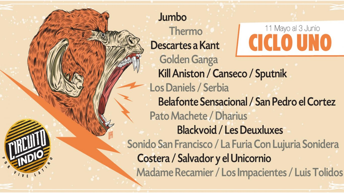 Circuito Indio (Ciclo Uno, Oaxaca)