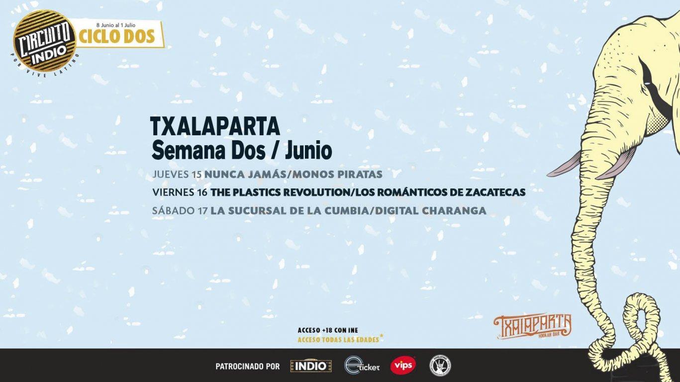 Circuito Indio Ciclo Dos (Semana dos - Oaxaca)
