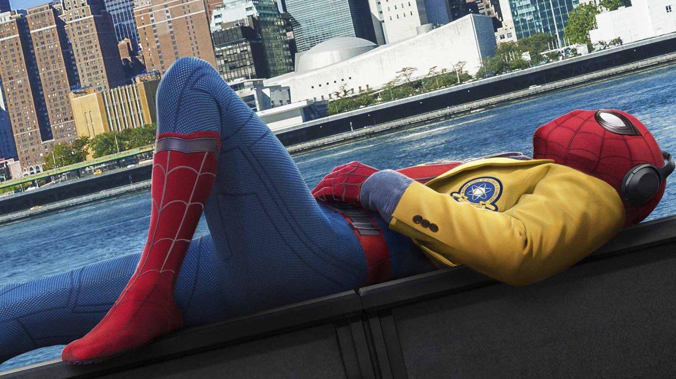 Spider-Man: De Regreso A Casa (Reseña)