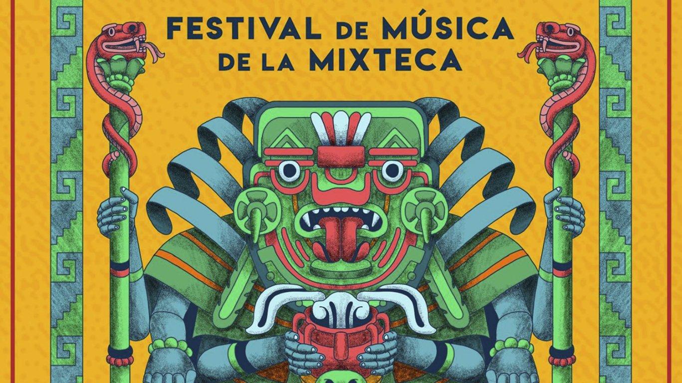 Festival de Música de la Mixteca 2019